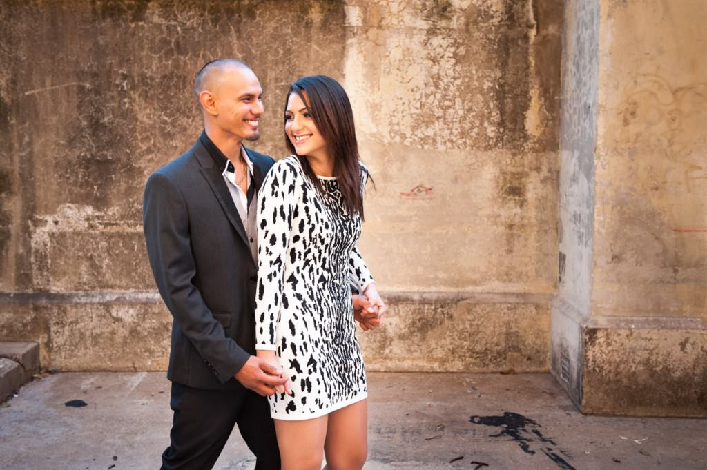 Brisbane Portrait Engagement Photographer