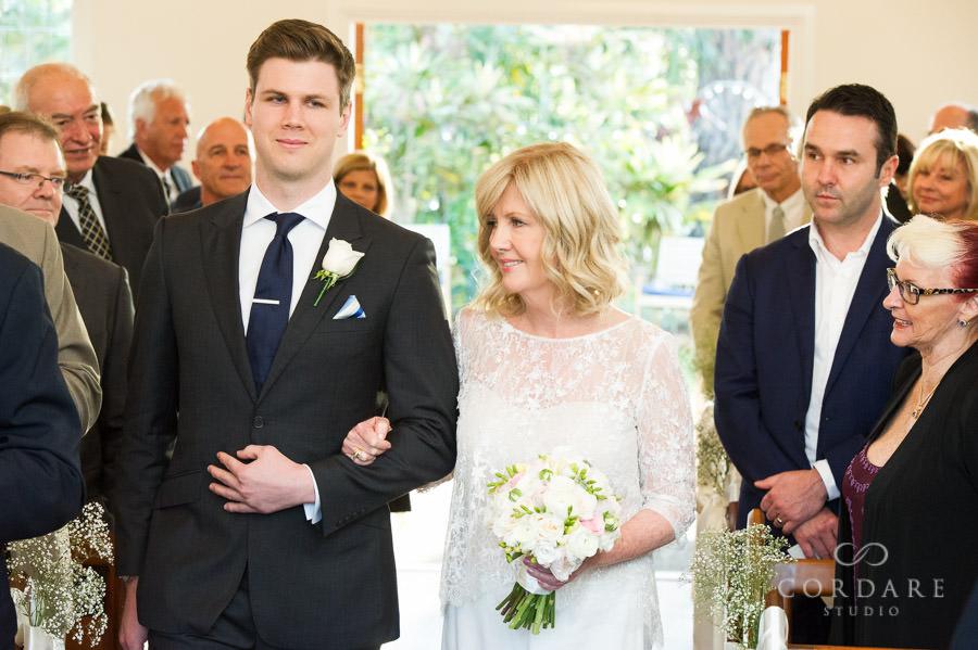 Braeside Chapel Wedding