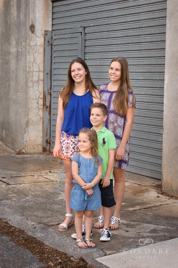 Family Portrait Brisbane