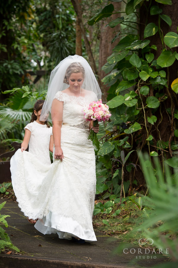 Forest Sanctuary Wedding