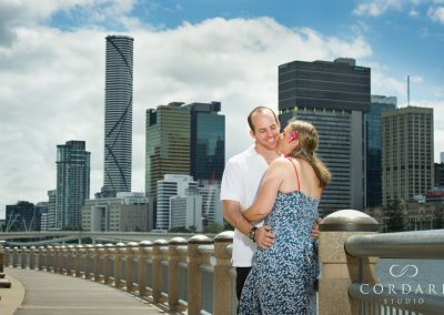 Couple in Brisbane