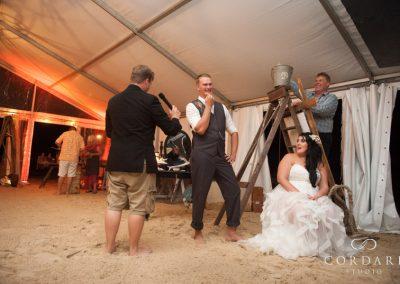 wedding reception game