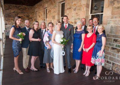 Wedding family photos