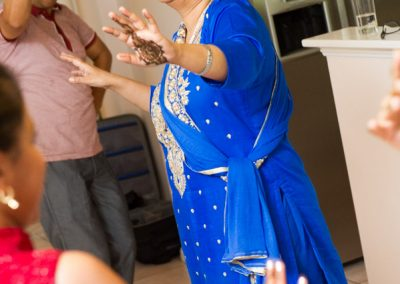 Nepalese dancing