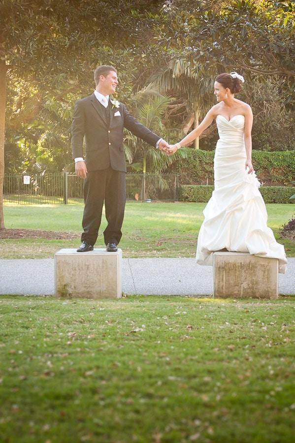 wedding photo shoot brisbane powerhouse